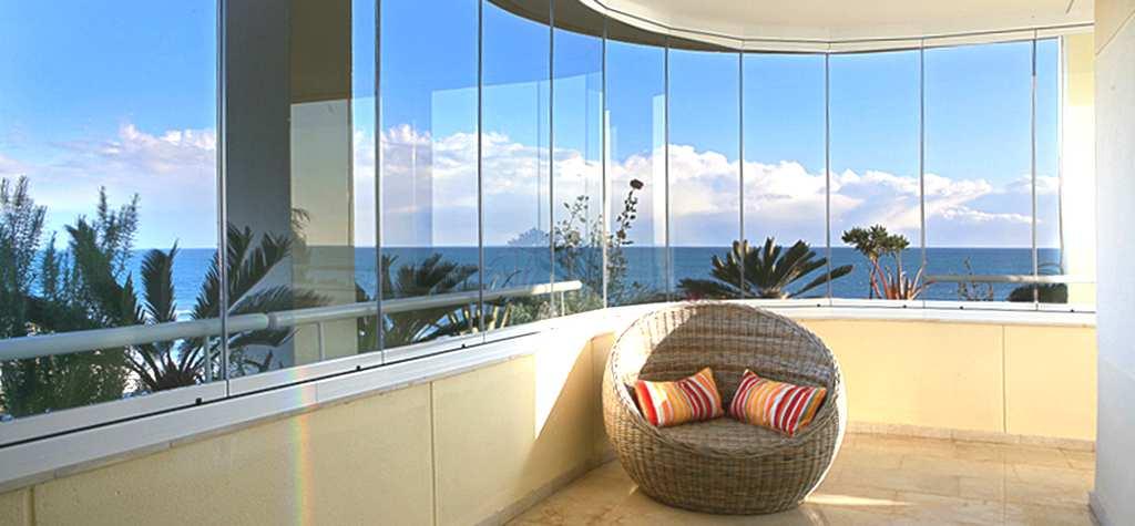 Cristaleria espa ola cerramientos de cristal en espa a - Ideas para cerrar una terraza ...
