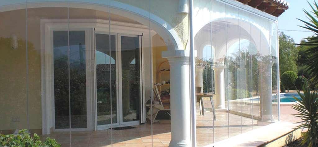 Cortinas de cristal en espa a cortinas de vidrio a medida for Cortinas espana