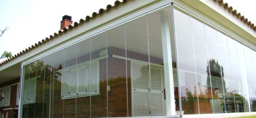 Comprar online cristales dobles a medida - Porches de aluminio y cristal ...