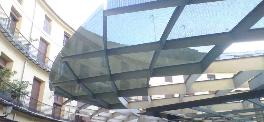 cristal laminado España