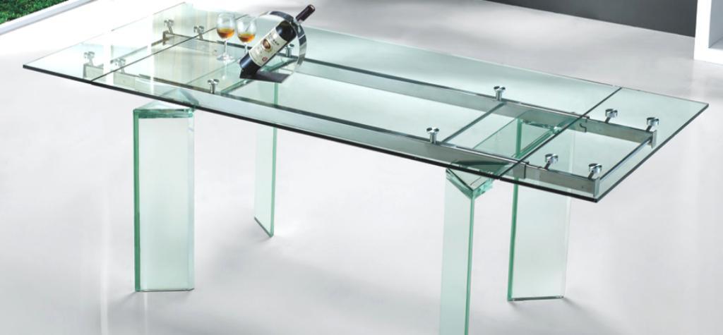 Mesas de cristal en espa a cristal templado de seguridad - Cristal templado cocina precio ...